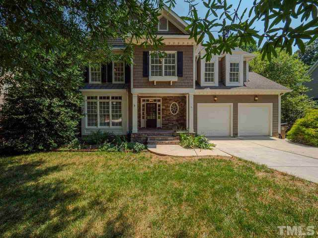 820 Hidden Jewel Lane, Wake Forest, NC 27587 (#2329064) :: Classic Carolina Realty
