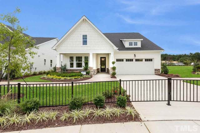 149 Azure Mist Drive #211, Raleigh, NC 27610 (#2329066) :: Marti Hampton Team brokered by eXp Realty