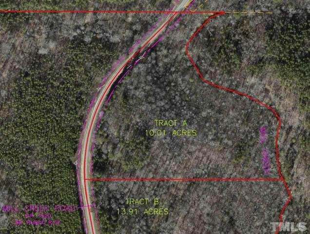 Tract A Mill Creek Road, Roxboro, NC 27574 (#2329082) :: The Beth Hines Team