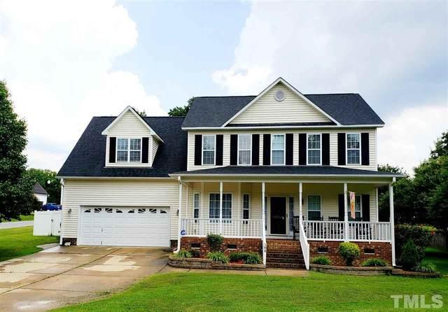 184 Presley Boulevard, Garner, NC 27529 (#2329114) :: Classic Carolina Realty