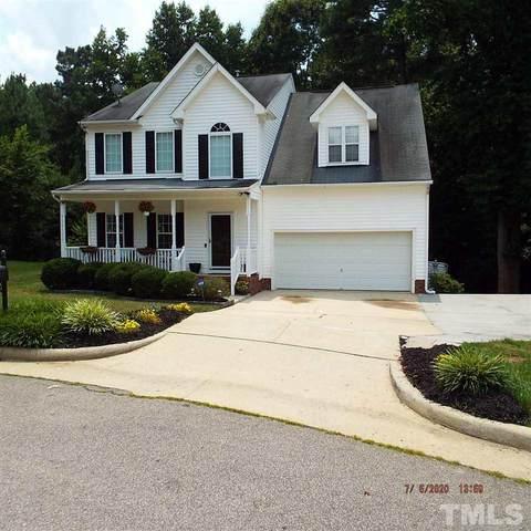 125 Annotto Bay Lane, Garner, NC 27529 (#2329128) :: Dogwood Properties