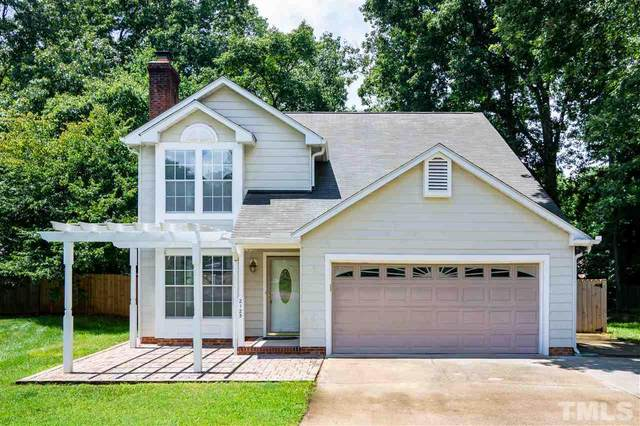 2125 Treverton Place, Raleigh, NC 27609 (#2329135) :: Marti Hampton Team brokered by eXp Realty