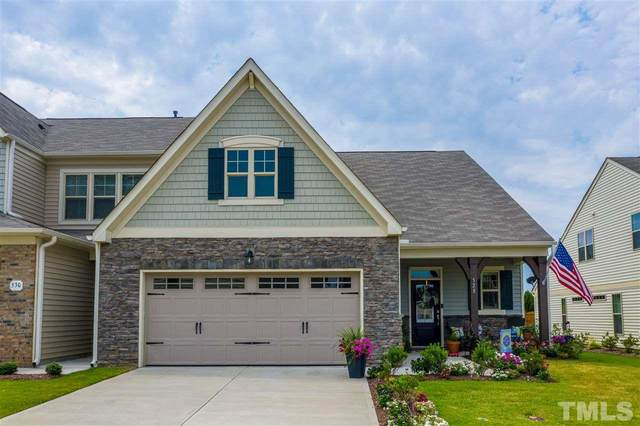 528 Brunello Drive, Wake Forest, NC 27587 (#2329173) :: Triangle Just Listed