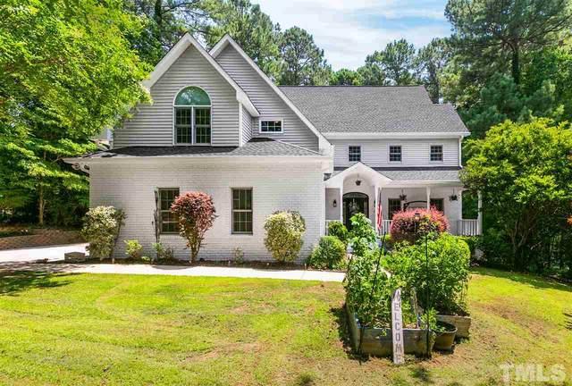 2101 Garden Oaks Court, Raleigh, NC 27606 (#2329186) :: Rachel Kendall Team