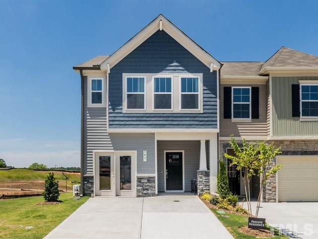 104 E Porthaven Way #95, Clayton, NC 27527 (#2329192) :: Raleigh Cary Realty