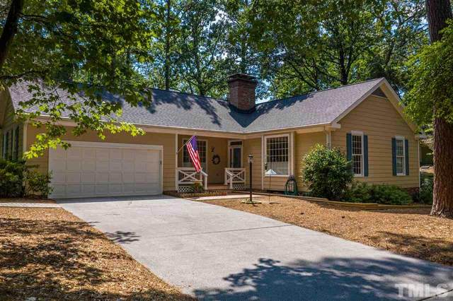 6606 Huntingridge Road, Chapel Hill, NC 27517 (#2329200) :: Classic Carolina Realty