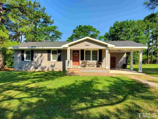 360 Bunn Elememtary School Road, Bunn, NC 27508 (#2329213) :: The Perry Group