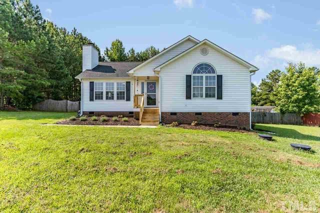 135 Ridge Way Lane, Clayton, NC 27520 (#2329239) :: Dogwood Properties