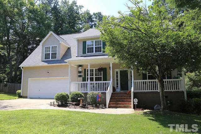 6 Clover Hill Place, Durham, NC 27712 (#2329262) :: Classic Carolina Realty