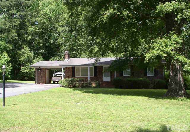 133 Ridgecrest Drive, Warrenton, NC 27589 (#2329281) :: The Perry Group