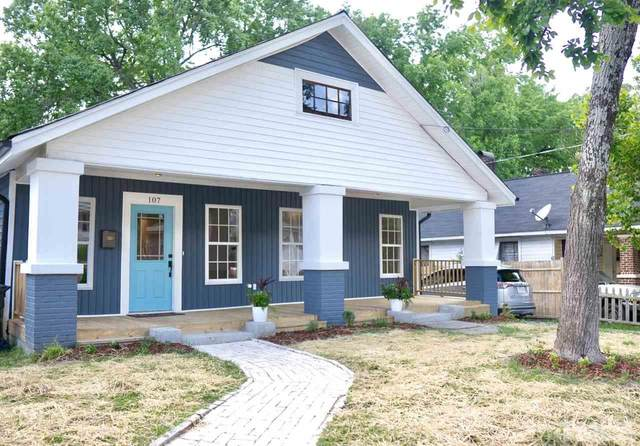 107 N Hyde Park Avenue, Durham, NC 27703 (#2329297) :: Masha Halpern Boutique Real Estate Group