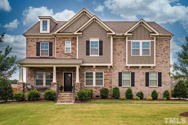4216 Green Drake Drive, Wake Forest, NC 27587 (#2329303) :: Realty World Signature Properties