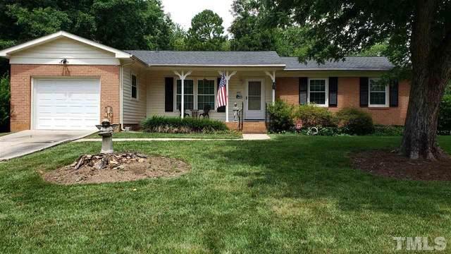 4821 Sweetbriar Drive, Raleigh, NC 27609 (#2329326) :: Classic Carolina Realty