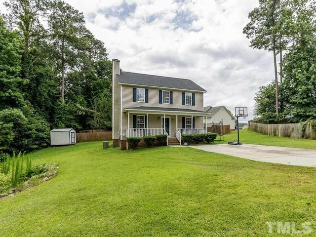 907 S Philwood Court, Fuquay Varina, NC 27526 (#2329332) :: The Jim Allen Group