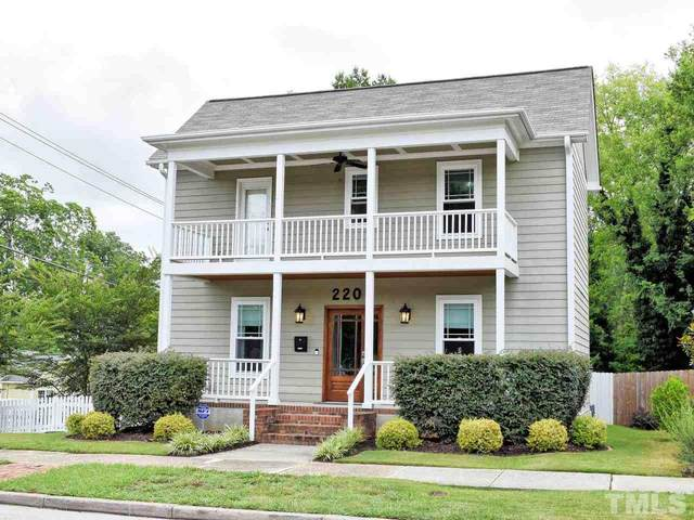 220 Idlewild Avenue, Raleigh, NC 27601 (#2329333) :: Raleigh Cary Realty