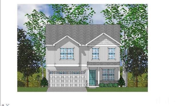 TBD 3 Sherril Place Lane, Garner, NC 27529 (#2329336) :: Classic Carolina Realty