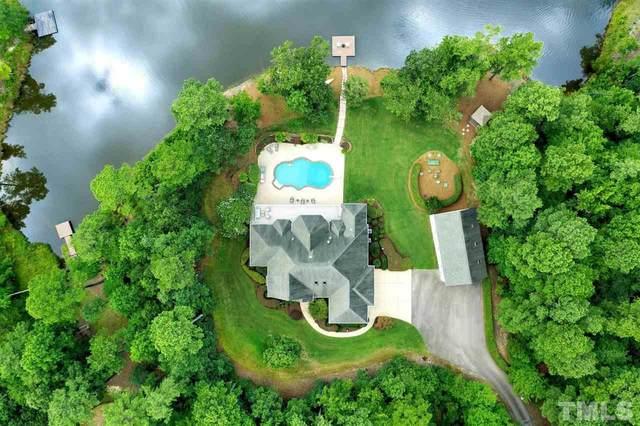 205 Settlement Drive, Apex, NC 27523 (#2329349) :: Rachel Kendall Team