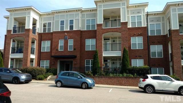 601 Finsbury Street #100, Durham, NC 27703 (#2329356) :: Realty World Signature Properties