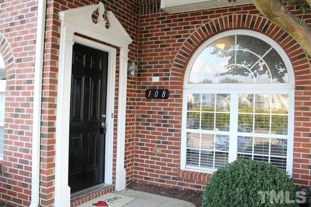 2111 Piney Brook Road #108, Raleigh, NC 27614 (#2329401) :: Sara Kate Homes