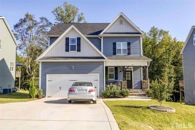 108 Bobby Ray Court, Clayton, NC 27527 (#2329402) :: Triangle Just Listed