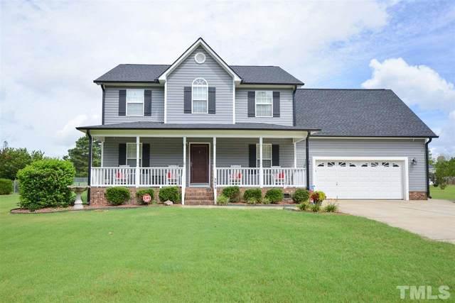 3676 S Shiloh Road, Garner, NC 27529 (#2329411) :: Dogwood Properties