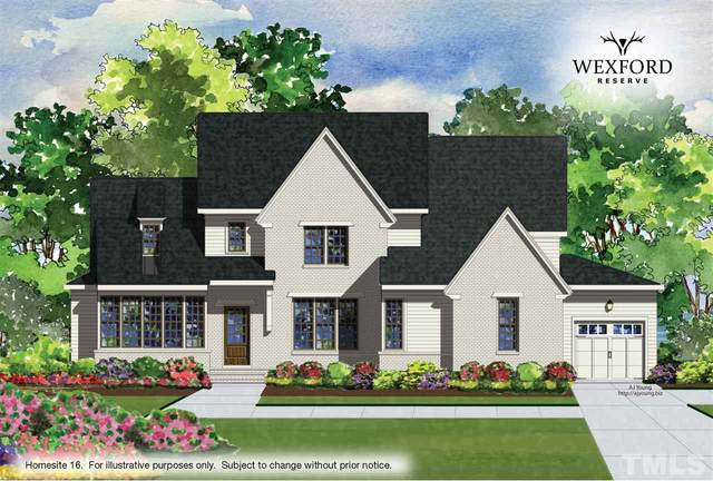 7408 Wexford Woods Lane, Wake Forest, NC 27587 (#2329417) :: The Jim Allen Group
