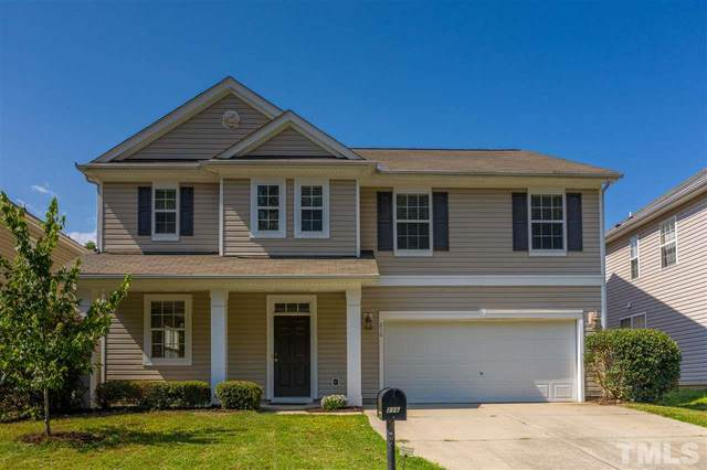 216 Woodvale Way, Fuquay Varina, NC 27526 (#2329471) :: Realty World Signature Properties