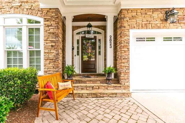 2823 Cameron Pond Drive, Cary, NC 27519 (#2329489) :: The Perry Group