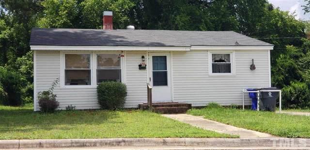509 N Elm Street, Benson, NC 27504 (#2329506) :: The Jim Allen Group