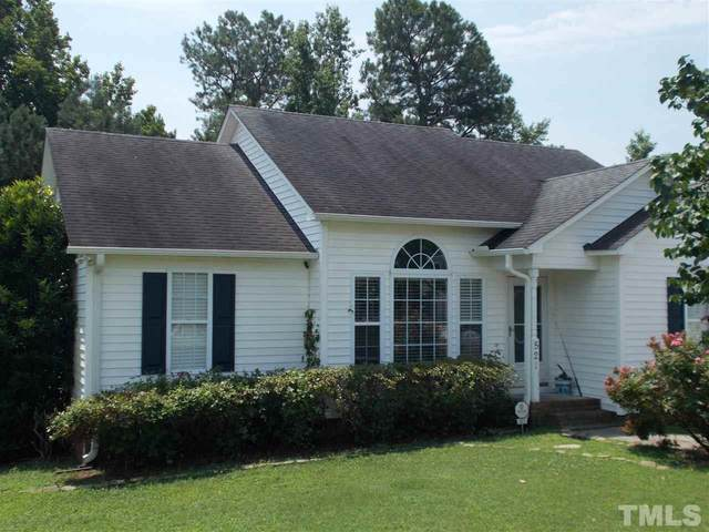 521 Oak Dare Lane, Wendell, NC 27591 (#2329513) :: The Jim Allen Group