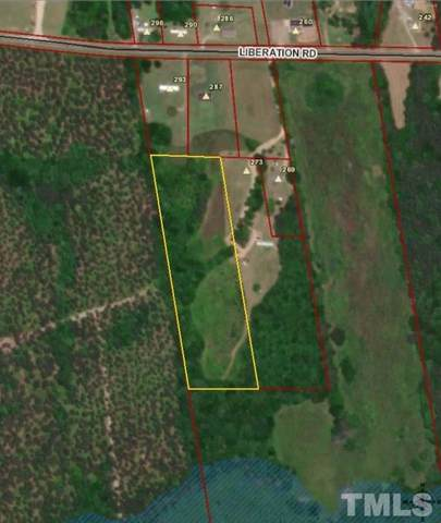 0 Liberation Road, Norlina, NC 27563 (#2329515) :: The Jim Allen Group