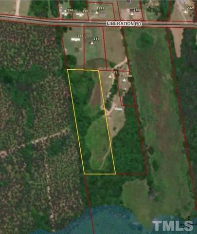 0 Liberation Road, Norlina, NC 27563 (#2329515) :: The Beth Hines Team