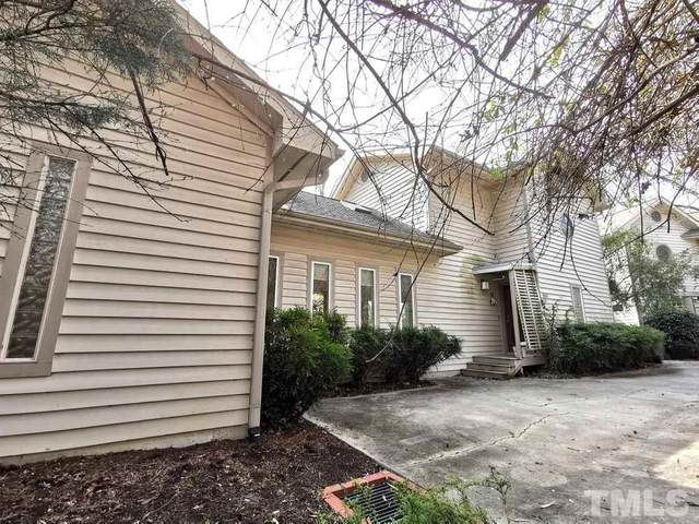 505 Coolidge Street C, Chapel Hill, NC 27516 (#2329517) :: The Results Team, LLC