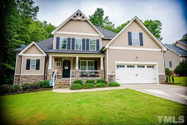 2009 Wimberly Woods Drive, Sanford, NC 27330 (#2329526) :: The Perry Group