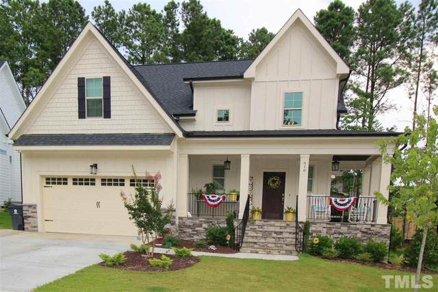 610 Glenmere Drive, Knightdale, NC 27545 (#2329532) :: Triangle Top Choice Realty, LLC