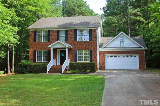 350 Longwood Drive, Youngsville, NC 27596 (#2329547) :: The Perry Group