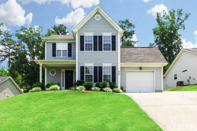 432 Holly Thorn Trace, Holly Springs, NC 27540 (#2329566) :: Realty World Signature Properties