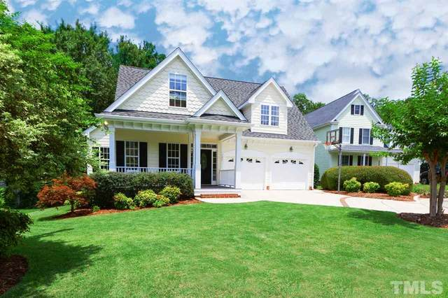 105 Kenneil Court, Apex, NC 27502 (#2329570) :: Raleigh Cary Realty