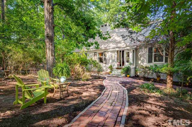 1702 Michaux Road, Chapel Hill, NC 27514 (#2329574) :: Rachel Kendall Team