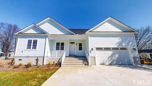 110 E Brown Street, Pine Level, NC 27568 (#2329592) :: The Beth Hines Team
