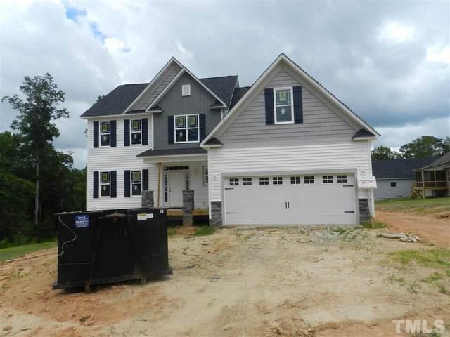 160 Thunder Ridge Drive, Garner, NC 27529 (#2329593) :: The Beth Hines Team