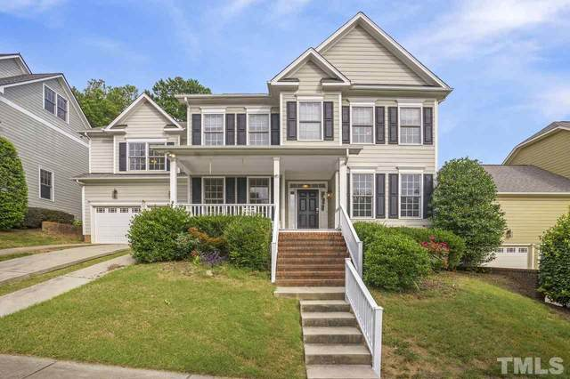 205 Parkridge Avenue, Chapel Hill, NC 27278 (#2329603) :: Realty World Signature Properties