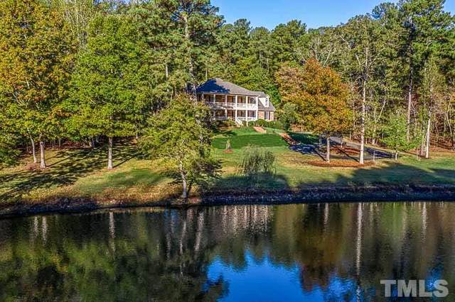 2401 Mont Haven Drive, Durham, NC 27712 (#2329629) :: M&J Realty Group