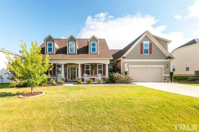 180 Kaspurr Drive, Garner, NC 27529 (#2329640) :: Realty World Signature Properties