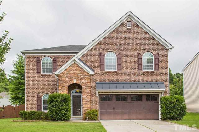 5869 Sparrows Nest Way, Wendell, NC 27591 (#2329646) :: The Perry Group