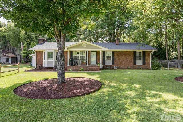 4021 Billy Hopkins Road, Zebulon, NC 27597 (#2329662) :: Sara Kate Homes