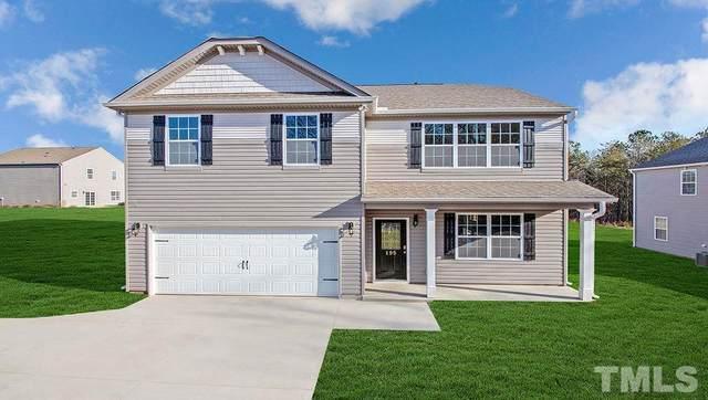 110 Norris Creek Drive, Clayton, NC 27527 (#2329680) :: The Beth Hines Team