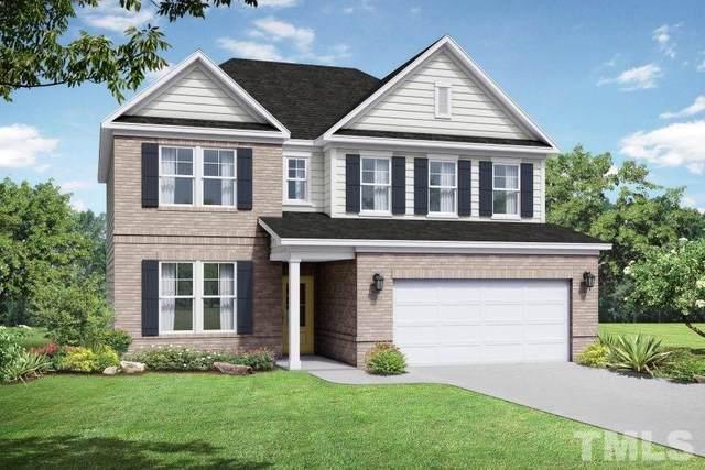 72 Lockhaven Drive, Garner, NC 27529 (#2329692) :: Classic Carolina Realty