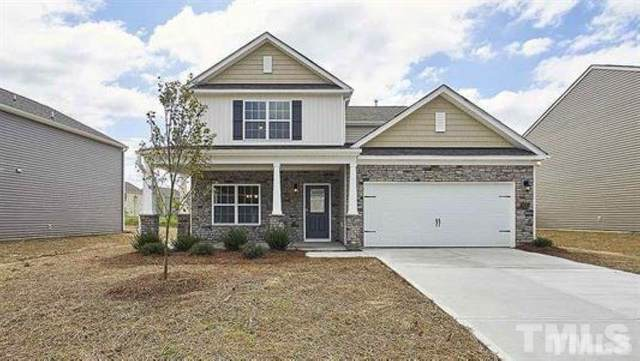 106 Norris Creek Drive, Clayton, NC 27527 (#2329696) :: Sara Kate Homes