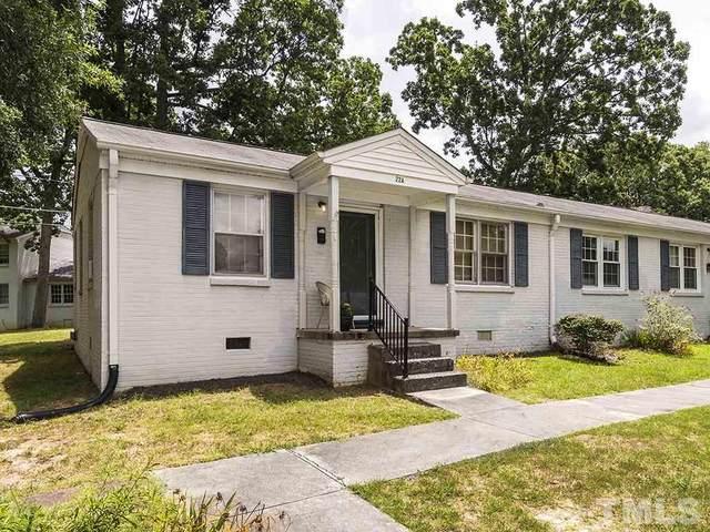 1700 Roslyn Drive 22A, Burlington, NC 27215 (#2329698) :: Raleigh Cary Realty